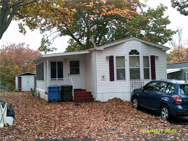136 Hunters Road #79, Norwich, CT 06360 (MLS #170349772) :: Frank Schiavone with William Raveis Real Estate