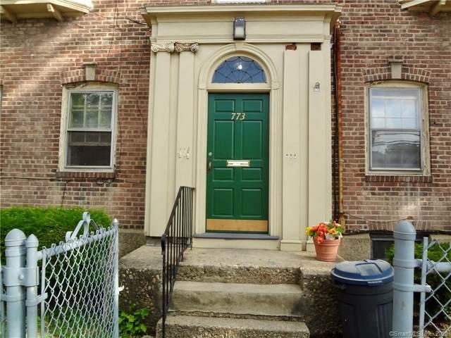 773 Connecticut Avenue #4, Bridgeport, CT 06607 (MLS #170349856) :: Carbutti & Co Realtors
