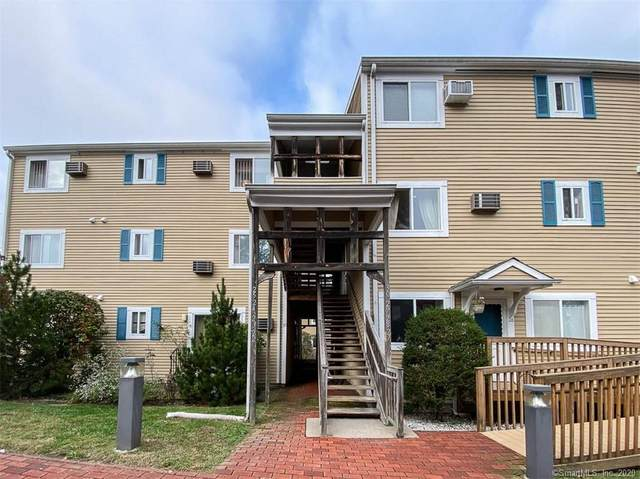 135 Flax Hill Road #21, Norwalk, CT 06854 (MLS #170349871) :: The Higgins Group - The CT Home Finder