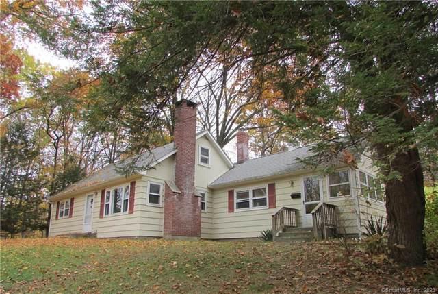 94 Jackson Road, Sharon, CT 06069 (MLS #170349903) :: Around Town Real Estate Team