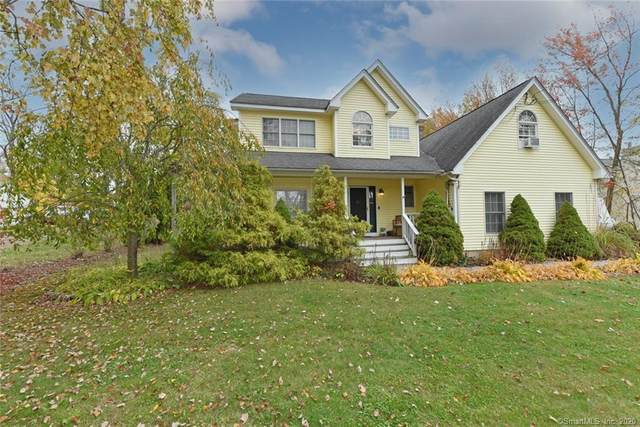 334 Ballfall Road, Middletown, CT 06457 (MLS #170349905) :: GEN Next Real Estate