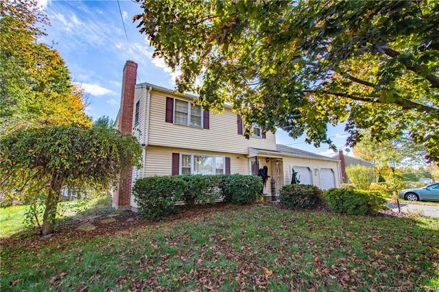137 Winslow Drive, Newington, CT 06111 (MLS #170349912) :: Around Town Real Estate Team