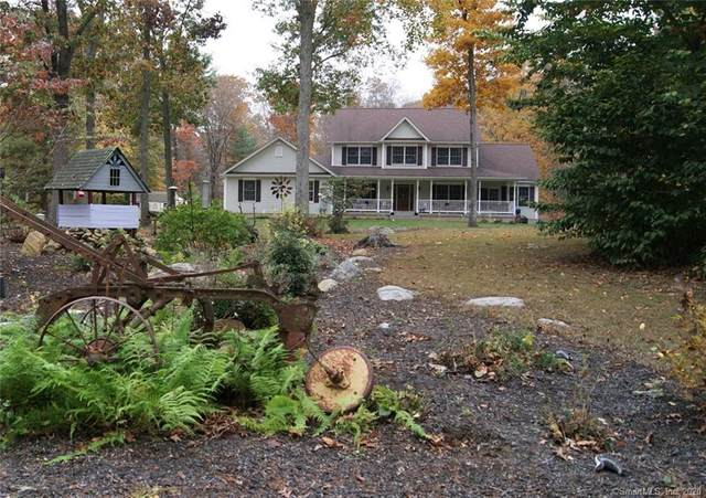 57 Harris Fuller Road, Preston, CT 06365 (MLS #170349929) :: Frank Schiavone with William Raveis Real Estate