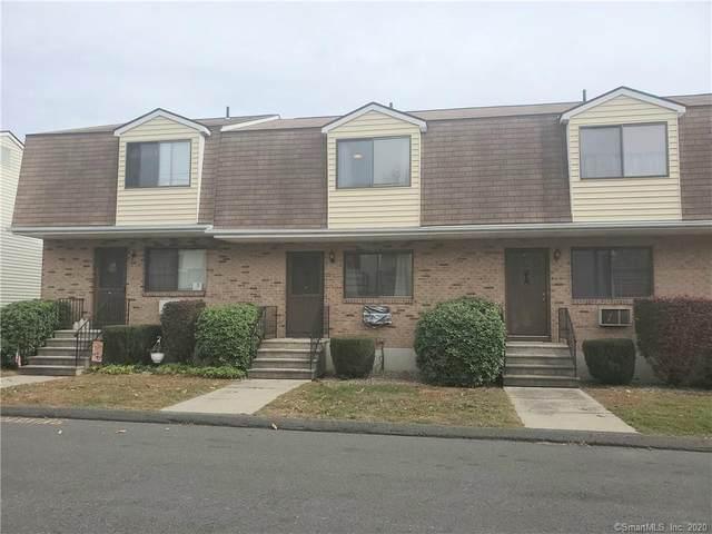 600 Clark Avenue #16, Bristol, CT 06010 (MLS #170349993) :: Carbutti & Co Realtors