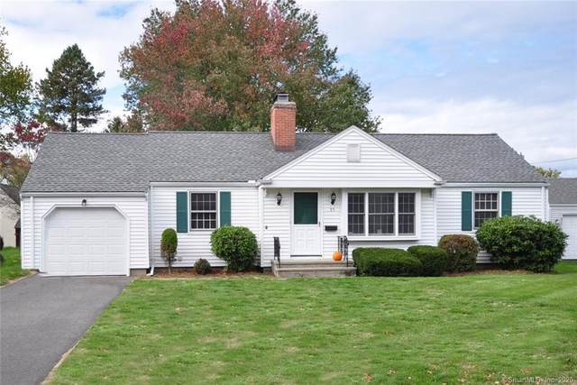 35 Oldham Road, Wethersfield, CT 06109 (MLS #170350002) :: Hergenrother Realty Group Connecticut