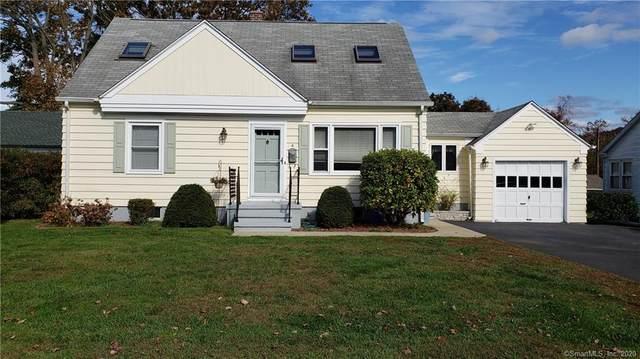 4 Mckinnel Court, Branford, CT 06405 (MLS #170350005) :: Forever Homes Real Estate, LLC