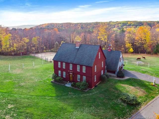 1A Pratt Farm Road, Granby, CT 06060 (MLS #170350008) :: Michael & Associates Premium Properties | MAPP TEAM