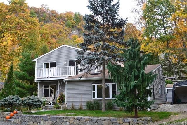 11 Candlewood Lake Drive, Sherman, CT 06784 (MLS #170350012) :: Sunset Creek Realty
