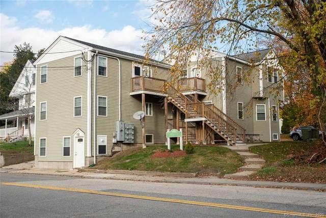 23 Mechanics Street #102, Putnam, CT 06260 (MLS #170350015) :: Anytime Realty
