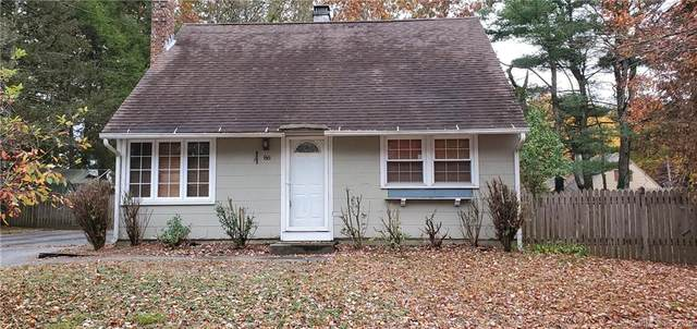 86 Ridgewood Road, Windham, CT 06226 (MLS #170350064) :: Michael & Associates Premium Properties | MAPP TEAM