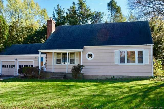 81 Allencrest Drive, Stratford, CT 06614 (MLS #170350078) :: Frank Schiavone with William Raveis Real Estate