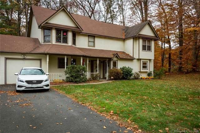 2 Pepper Bush Way #2, South Windsor, CT 06074 (MLS #170350092) :: NRG Real Estate Services, Inc.