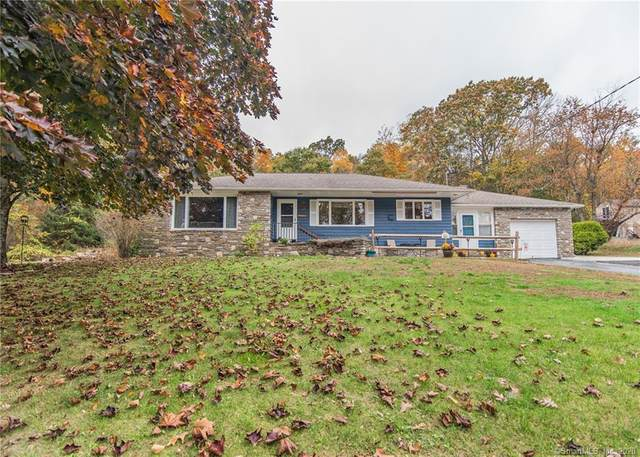 159 Snake Meadow Road, Plainfield, CT 06354 (MLS #170350115) :: Spectrum Real Estate Consultants