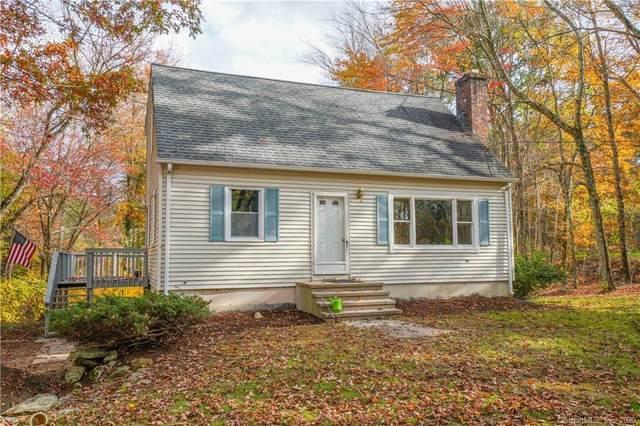94 Bush Rock Road, Colchester, CT 06415 (MLS #170350180) :: Spectrum Real Estate Consultants
