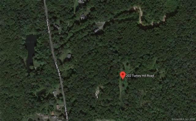 202 Turkey Hill Road, Haddam, CT 06438 (MLS #170350194) :: Around Town Real Estate Team