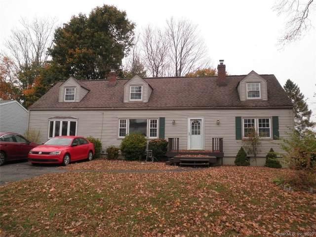 20 Beechwood Drive, Danbury, CT 06810 (MLS #170350210) :: Around Town Real Estate Team