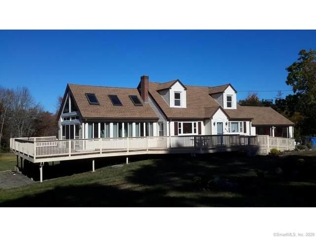 510 Voluntown Road, Griswold, CT 06351 (MLS #170350254) :: Spectrum Real Estate Consultants