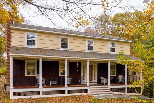 3 Saddle Ridge Road, Newtown, CT 06470 (MLS #170350286) :: Michael & Associates Premium Properties | MAPP TEAM