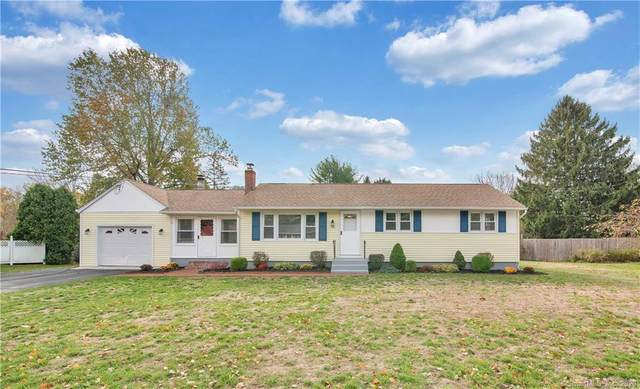 130 Hilton Drive, South Windsor, CT 06074 (MLS #170350289) :: NRG Real Estate Services, Inc.