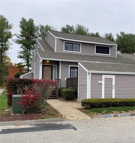 109 Mill Pond Drive #109, South Windsor, CT 06074 (MLS #170350313) :: Hergenrother Realty Group Connecticut