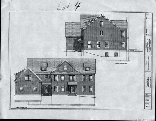 lot 4 Cannon Road, Wilton, CT 06897 (MLS #170350355) :: Around Town Real Estate Team