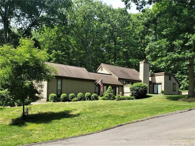 1021 Heritage Village B, Southbury, CT 06488 (MLS #170350360) :: Around Town Real Estate Team