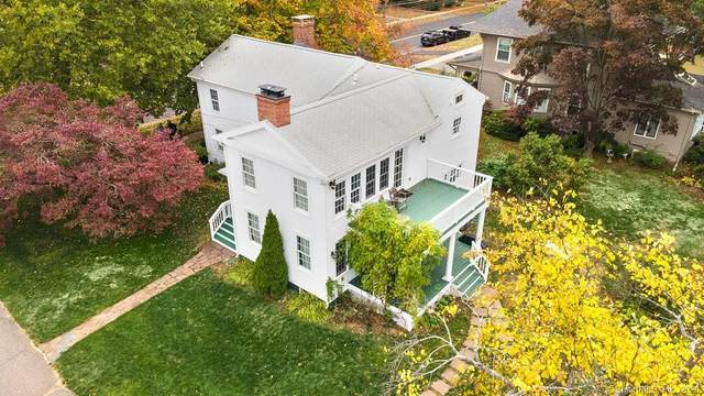 298 Hartford Avenue, Wethersfield, CT 06109 (MLS #170350364) :: Hergenrother Realty Group Connecticut