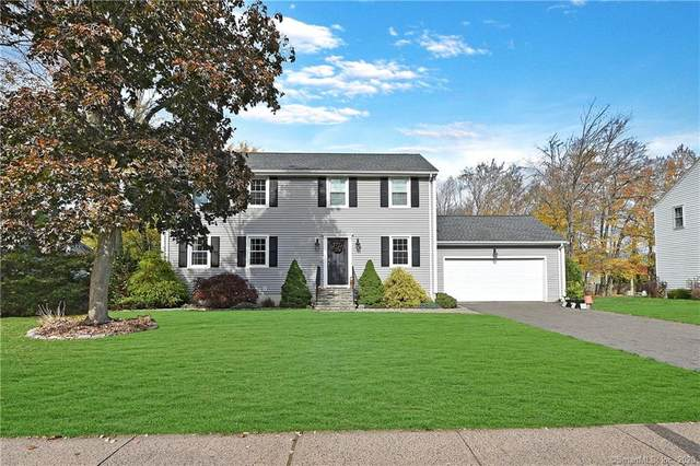 257 Hang Dog Lane, Wethersfield, CT 06109 (MLS #170350380) :: Michael & Associates Premium Properties | MAPP TEAM