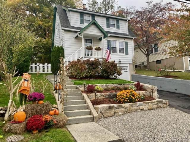 52 Nicholas Avenue, Greenwich, CT 06831 (MLS #170350385) :: Around Town Real Estate Team