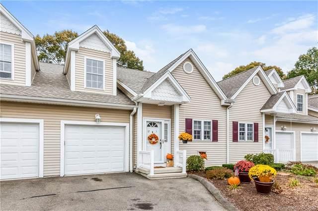 511 Elm Street Extension 12-3, North Haven, CT 06473 (MLS #170350417) :: Around Town Real Estate Team