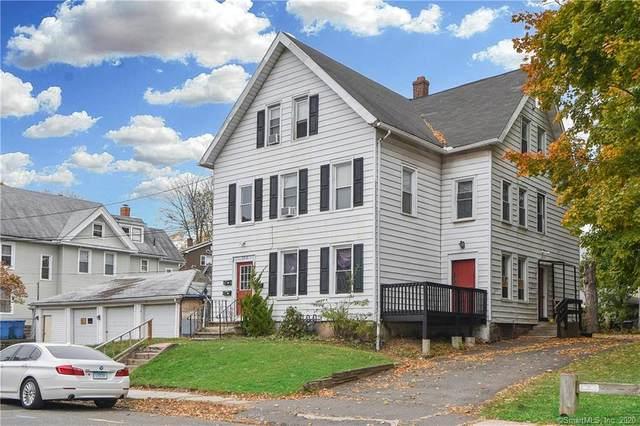 192 Bunker Avenue, Meriden, CT 06450 (MLS #170350423) :: Kendall Group Real Estate   Keller Williams
