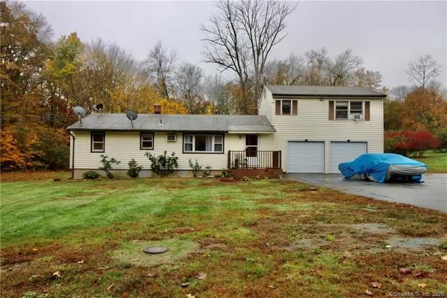 265 Wheeler Road, Monroe, CT 06468 (MLS #170350430) :: Around Town Real Estate Team