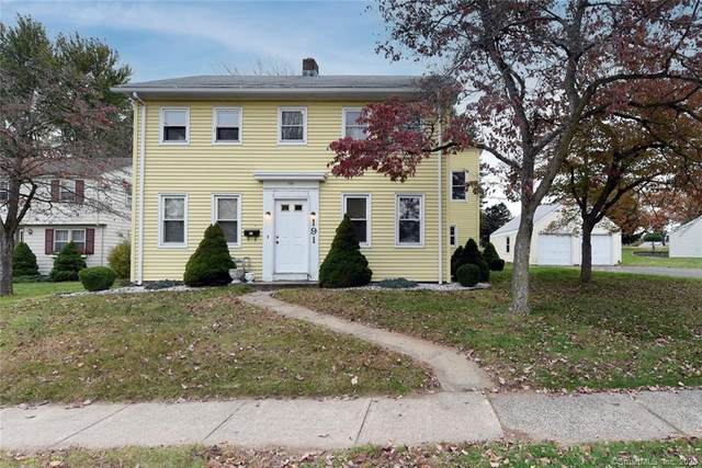 191 Maple Street, Wethersfield, CT 06109 (MLS #170350545) :: Hergenrother Realty Group Connecticut