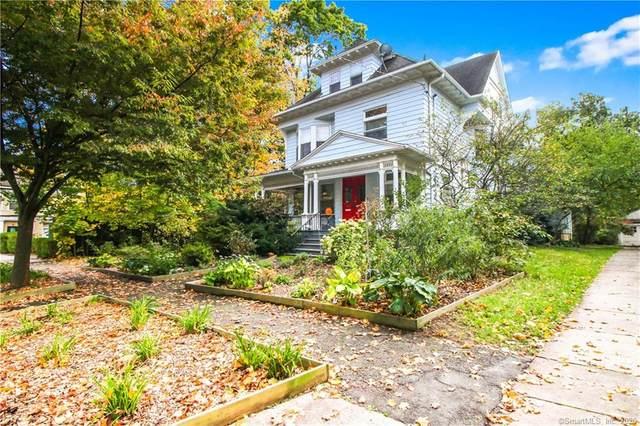 24 Huntington Street, New Haven, CT 06511 (MLS #170350615) :: Kendall Group Real Estate   Keller Williams