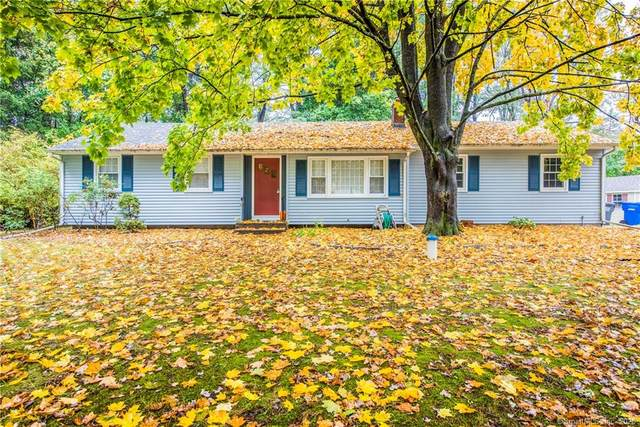 129 Brook Street, South Windsor, CT 06074 (MLS #170350682) :: Forever Homes Real Estate, LLC
