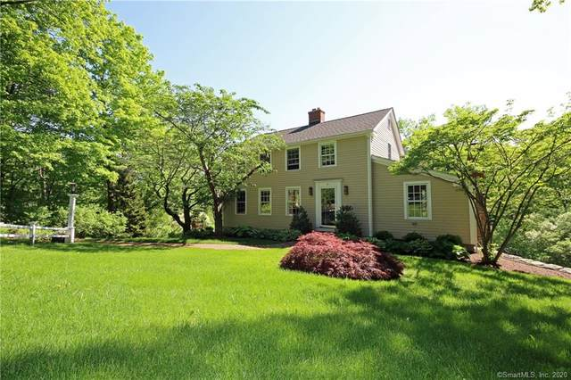 158 Main Street, Ridgefield, CT 06877 (MLS #170350701) :: Around Town Real Estate Team