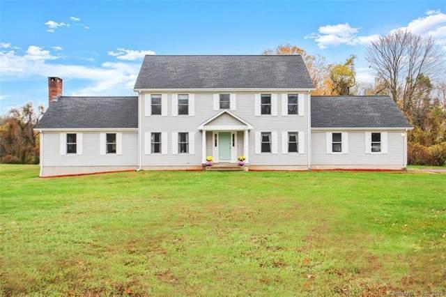 10 Stepney Road, Easton, CT 06612 (MLS #170350762) :: Michael & Associates Premium Properties | MAPP TEAM
