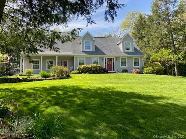 6 Gristmill Lane, Granby, CT 06035 (MLS #170350770) :: NRG Real Estate Services, Inc.