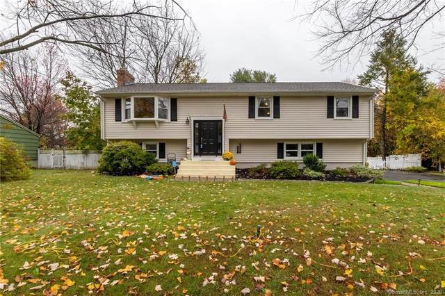 103 Northview Drive, South Windsor, CT 06074 (MLS #170350796) :: Michael & Associates Premium Properties | MAPP TEAM