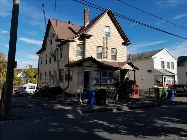 87-89 Wood Street, Waterbury, CT 06704 (MLS #170350821) :: Around Town Real Estate Team