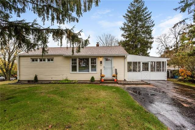 270 Spencer Drive, Middletown, CT 06457 (MLS #170350872) :: Sunset Creek Realty