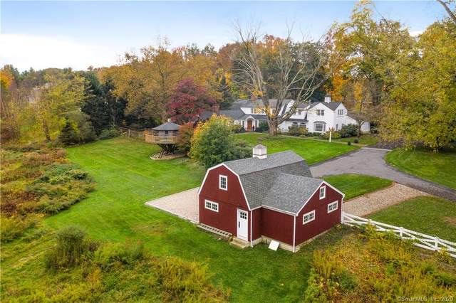429 Silvermine Road, New Canaan, CT 06840 (MLS #170350913) :: Around Town Real Estate Team