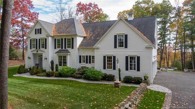 16 Holcomb Hill Road, Granby, CT 06090 (MLS #170350982) :: NRG Real Estate Services, Inc.
