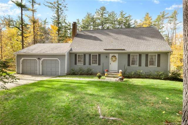 137 Burnham Road, Avon, CT 06001 (MLS #170351055) :: Hergenrother Realty Group Connecticut