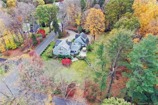 28 Grumman Avenue, Wilton, CT 06897 (MLS #170351086) :: Sunset Creek Realty
