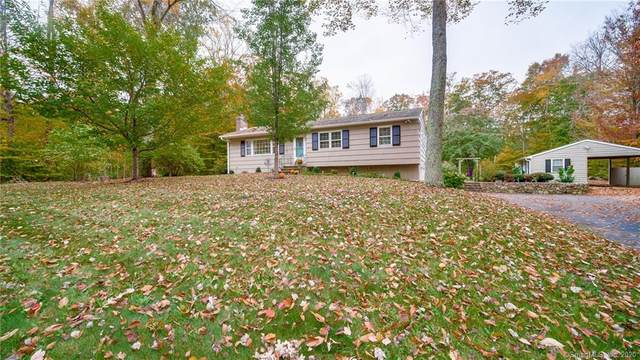 27 Winding Road, Madison, CT 06443 (MLS #170351187) :: Forever Homes Real Estate, LLC