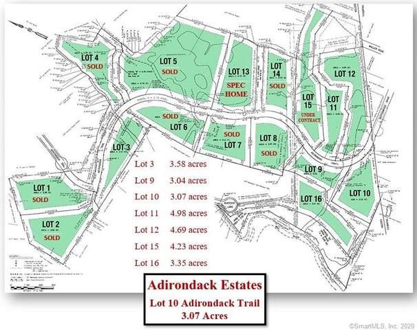 Lot 10 Adirondack Trail, Easton, CT 06612 (MLS #170351239) :: Team Feola & Lanzante | Keller Williams Trumbull