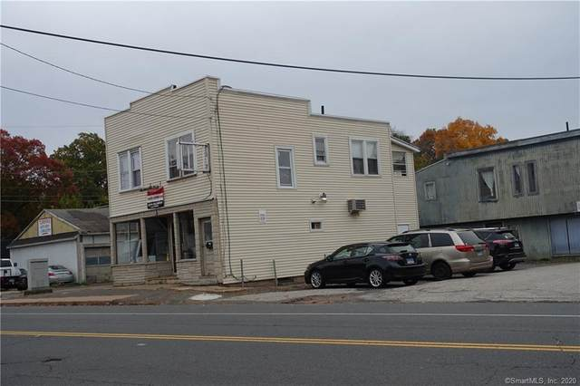 172-174 Middle Turnpike W, Manchester, CT 06040 (MLS #170351295) :: Tim Dent Real Estate Group