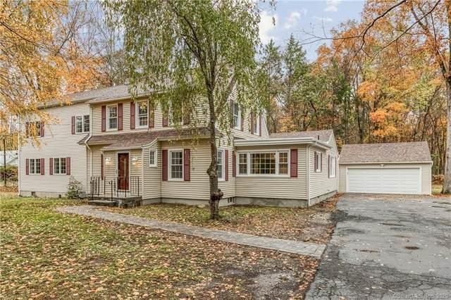 121 Rimmon Road, Woodbridge, CT 06525 (MLS #170351368) :: Forever Homes Real Estate, LLC
