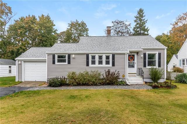 3 Maple Terrace, Waterford, CT 06385 (MLS #170351369) :: Forever Homes Real Estate, LLC